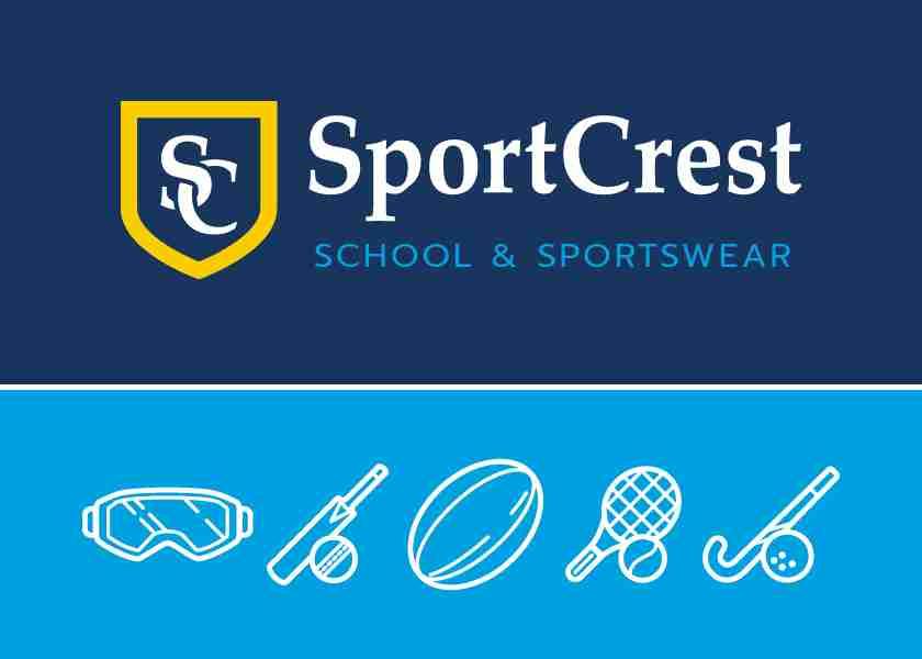 SportCrest Logo